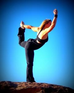 Balance through movement